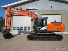 Used 2014 Hitachi ZX