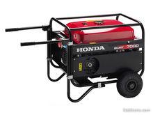 2016 Honda ECMT7000