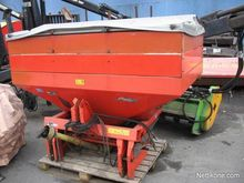 732 fertilizer spreader Rauch