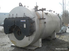 Used boiler in Jakob
