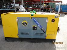 Used 25kva generator