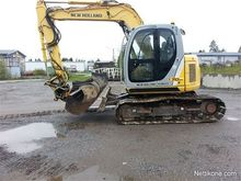 2006 New Holland Kobelco 70SR