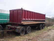 1988 Selfmade Side tipper tippe
