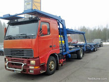 1994 Volvo FH12 LOHR Technical