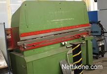 Used 100T press brak