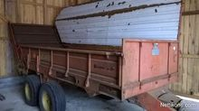 Belarus 7.5 ton trailer FARM