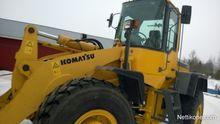 1999 Komatsu WA 270