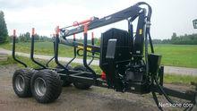 2016 BMF 745 Crane 132 Wagon