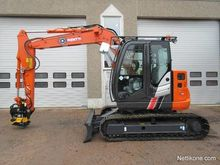 2016 Hitachi ZX85US-5A