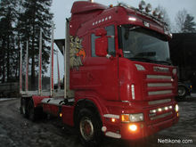 Used 2009 Scania R62