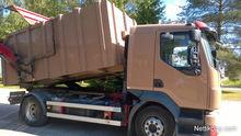 2009 Volvo FL 4X2 garbage truck
