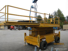 Used JLG Liftlux aer