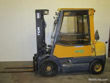 Used 1999 TCM FD25 i