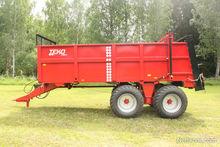 2016 Teko 10 B manure spreader