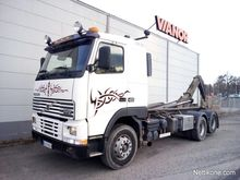 1999 Volvo FH12 Full suspension
