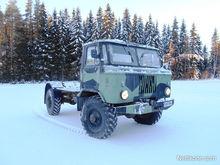 1974 GAZ-66 4x4 Diesel