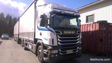 2012 Scania R500 6x2 and kapell