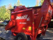 2015 Jeantil PR 2000 GT