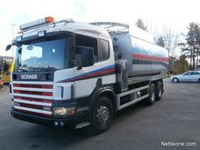 2001 Scania P114