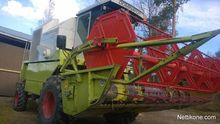 Used 2009 Claas Domi