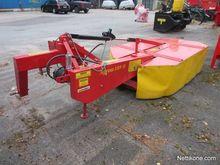 2015 Agrow 185 H drum mowers
