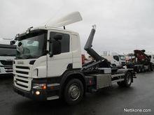 2009 Scania P310 4x2 hook