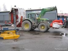 Used Kuhn Butterfly