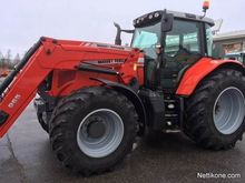 Used 2011 Massey Fer