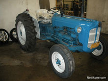 1964 Fordson NOTE THIS MACHINE