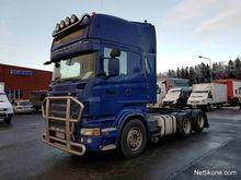 2009 Scania R 560 6X2
