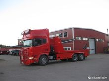 Used 2000 Scania R12