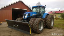 2012 New Holland T7 200