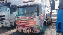 2001 Scania P114 G-380