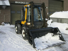 1991 Valmet H480