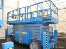 2001 Genie GS-5390 scissor lift