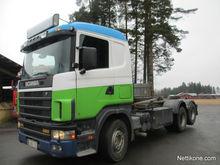 1996 Scania R144 6x2