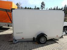 Humbaur HKT 1800 310x177x180cm