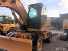 Used 2006 Case WX165