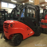 Used Linde H35D in T