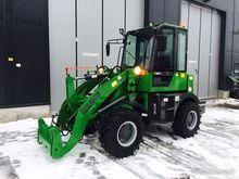 2017 Green Master 380A