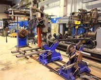Centroid welding equipment