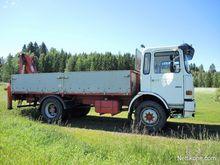 Used 1987 MAN 14-192