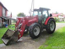 2008 Massey Ferguson 5455