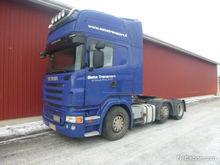 Used Scania R420 in