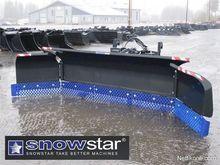 2017 SnowStar U-plow 2400-4300