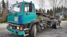 Hino 171 1986 SK container tran