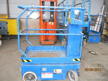 2006 Up-Right TM 12 lifter