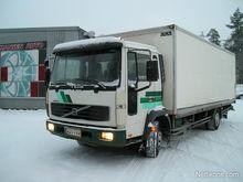 2002 Volvo fl 611 220