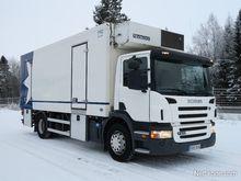 2005 Scania P270 4x2 7m Cold Bo