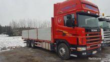 2000 Scania R144 6x4